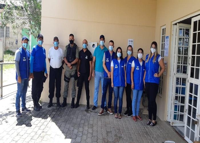 Milton Brandão: instala barreiras sanitárias no feriadão   - Imagem 4