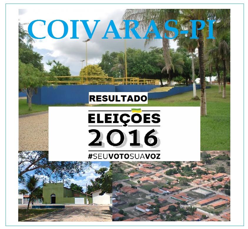 CONFIRA: RESULTADO DA 7ª E PENÚLTIMA ELEIÇÃO MUNICIPAL 2016 - Imagem 1