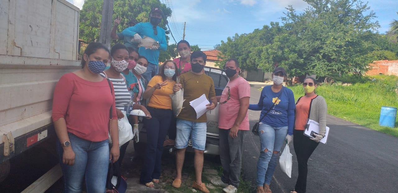 Prefeitura de Monsenhor Gil entrega mais de 6 toneladas de peixes - Imagem 3