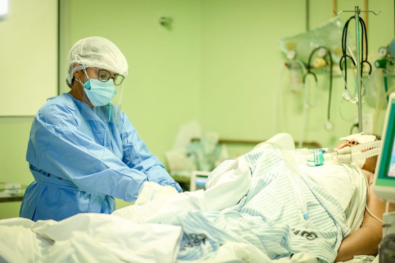 Piauí apresenta alta demanda por kit de intubação