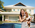 Conheça as mansões de famosos do Brasil e do mundo