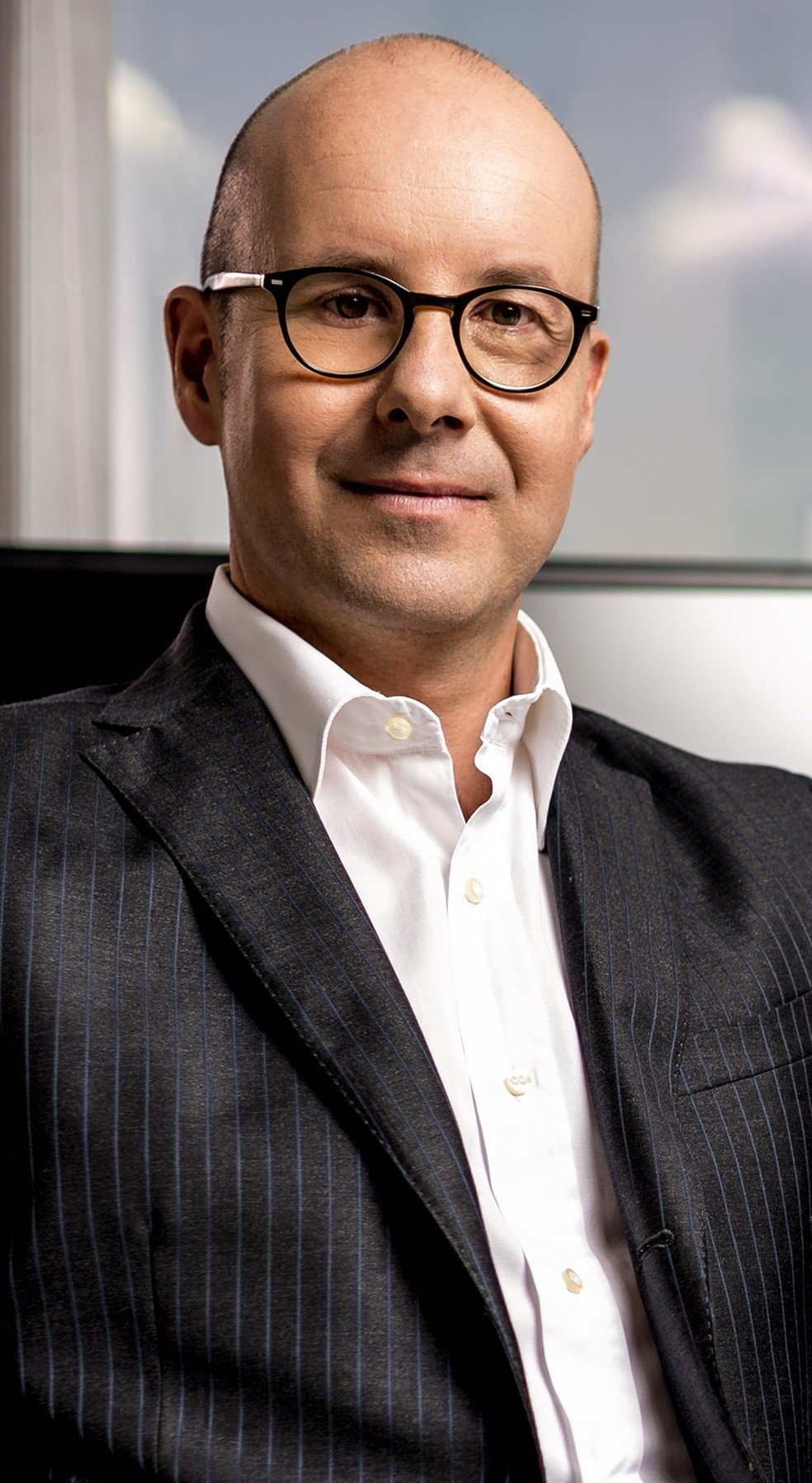 Christian Konrad, diretor da Bvlgari para a América Latina: esforço para conhecer melhor o consumidor — Foto: Divulgação