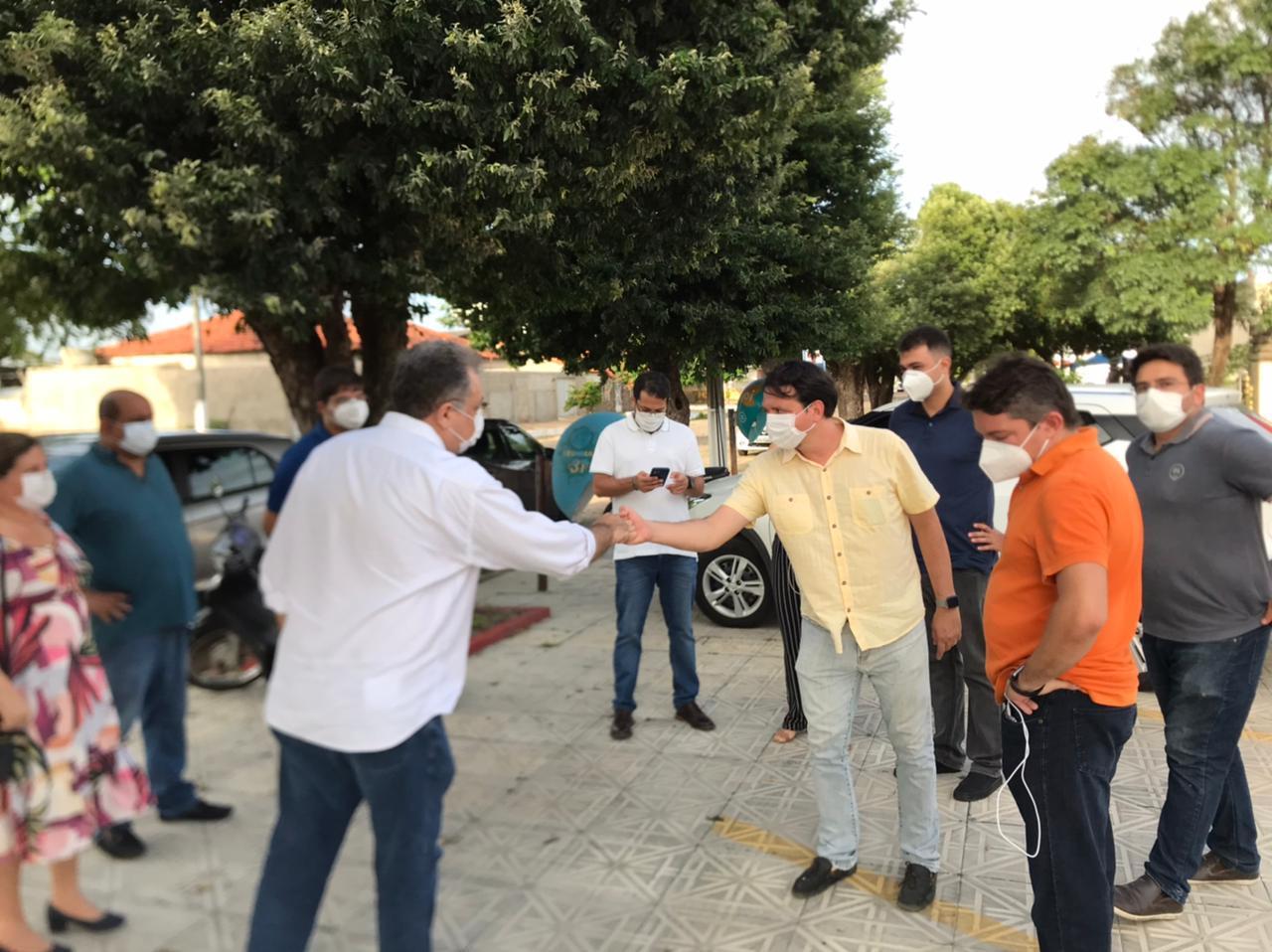 Secretaria de Saúde abriu 30 leitos em hospital de Parnaíba - Foto: Divulgação