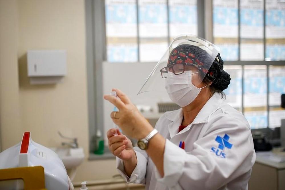 Vacina contra a gripe começa nesta segunda (12). — Foto: Anselmo Cunha/PMPA