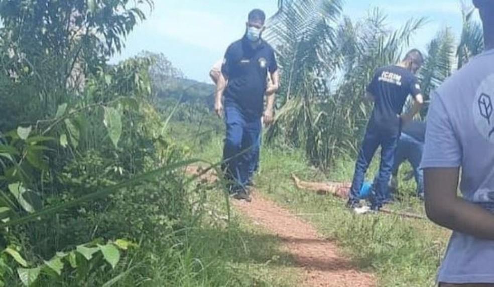 Jovem é encontrado morto em Porto Franco, no Maranhão - Foto: Divulgação