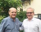 """""""Falava do futuro e partiu"""", afirma Silvio em carta sobre Firmino"""