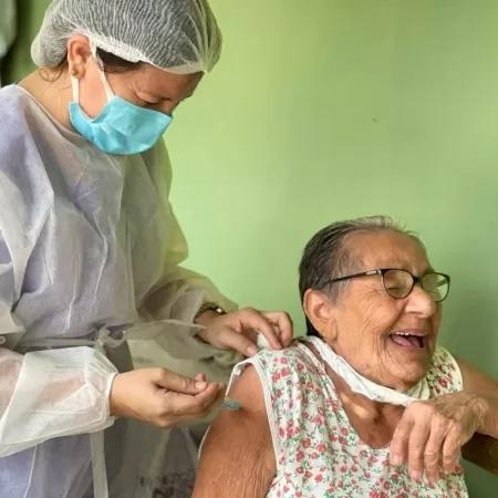 Técnica de enfermagem Maria Silvana Braga - Foto: Arquivo pessoal