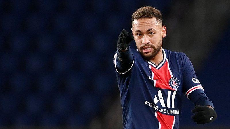 Neymar tem que renovar contrato até junho de 2022- Foto: Getty Images