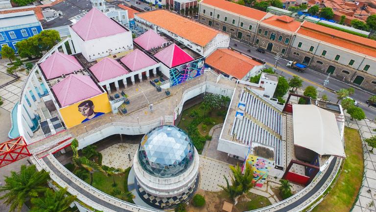 Centro Cultural Dragão do Mar em Fortaleza (Jade Queiroz/MTur)