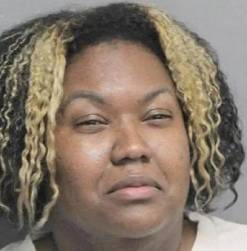 Kelyn Spadoni, de 33 anos, foi presa na última quarta-feira (7/4) acusada de fraude bancária- Reprodução Extra