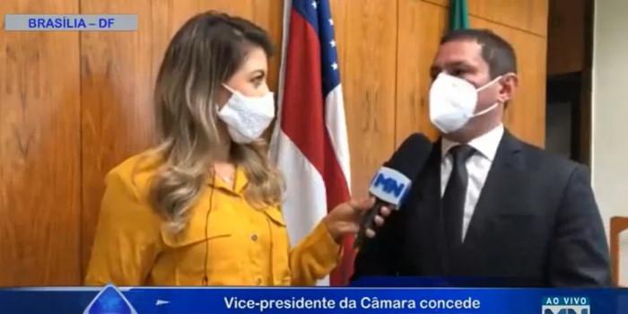 Marcelo Ramos: deputados irão decidir se instalam CPI na Câmara