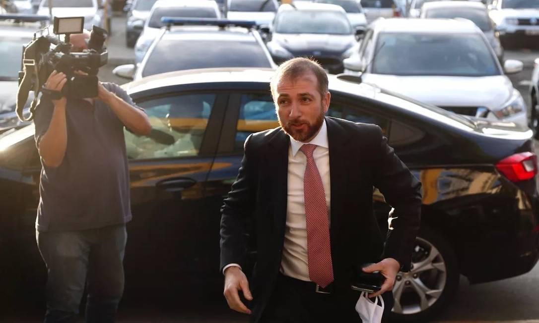 Caso Henry: Advogado deixa defesa de Dr.Jairinho Foto:Fabio Rossi / Agência O Globo