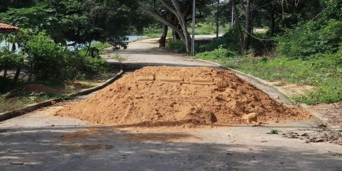 Prefeitura interdita Orla da Lagoa Após pedido de Vereadores