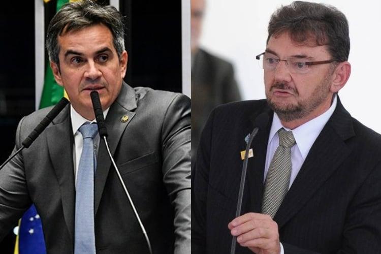 Ciro Nogueira e Wilson Martins