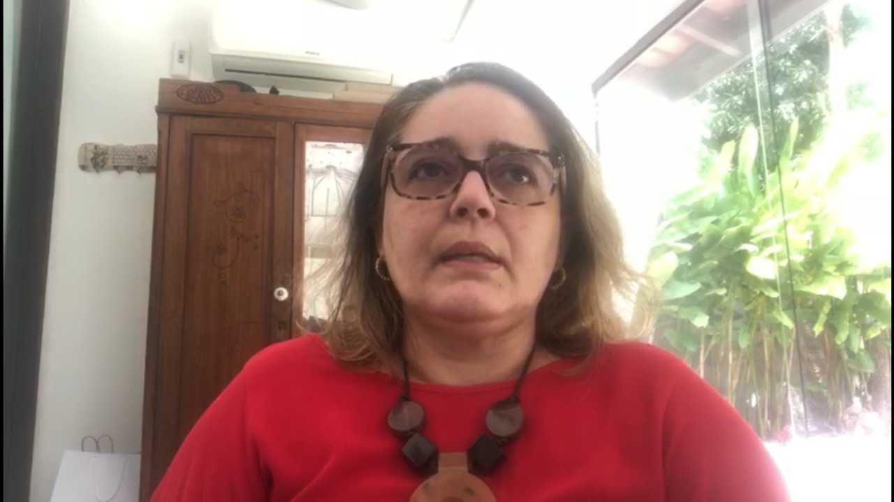 Promotora Joselisse Carvalho (Foto: Divulgação)