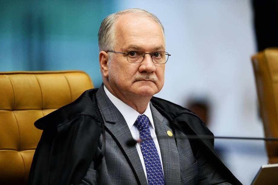 Fachin vota por manter anuladas as condenações de Lula