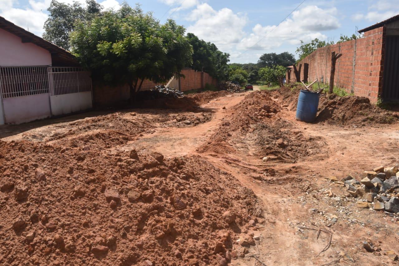 Obras em Monsenhor Gil parceria legislativo com executivo - Imagem 8