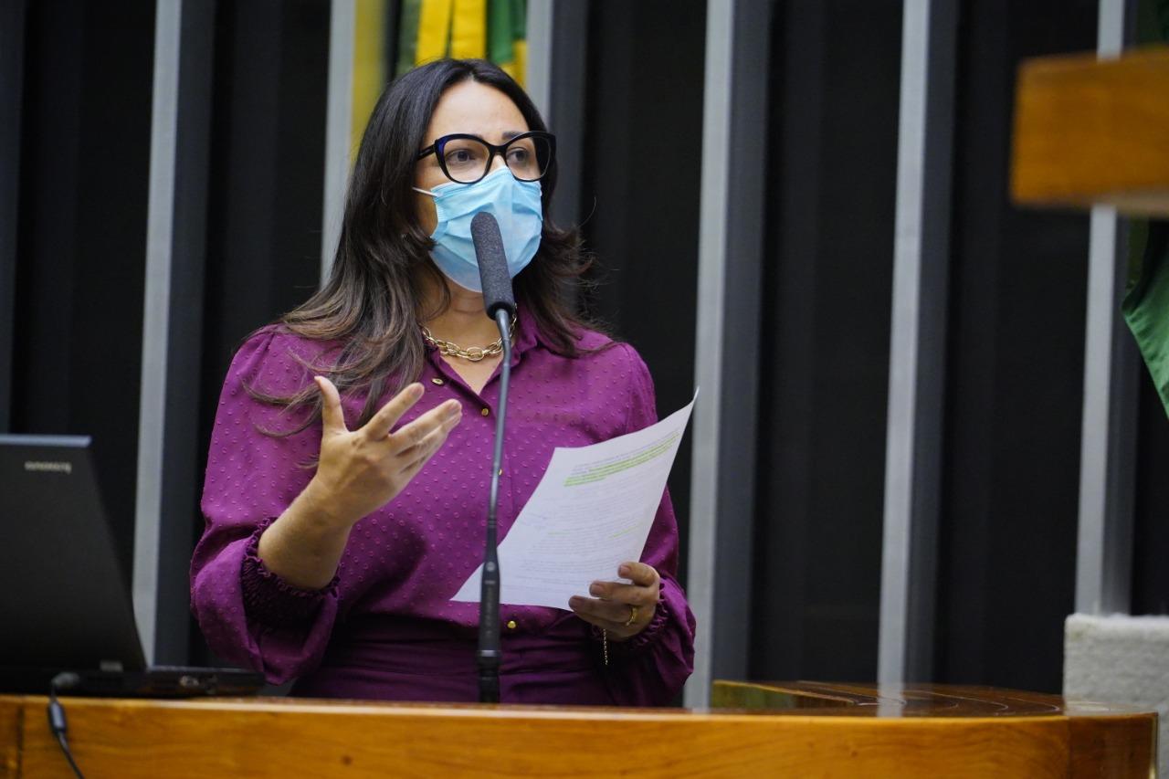 Deputada apresenta projeto para redução da cesta básica (Pablo Valadares / Agencia Câmara)