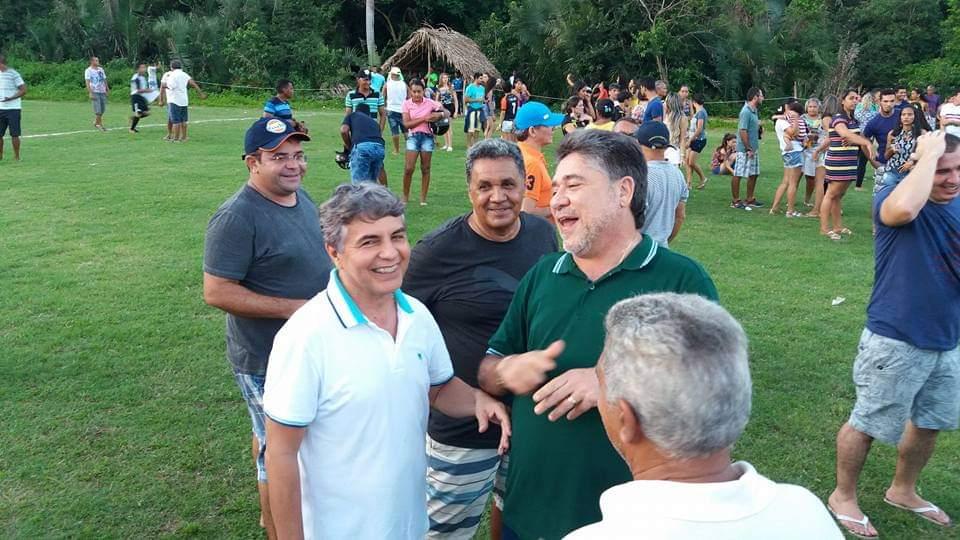 Obras em Monsenhor Gil parceria legislativo com executivo - Imagem 5