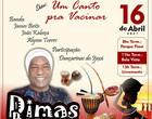 Dimas Bezerra se apresentará nos postos de vacinação drive thru