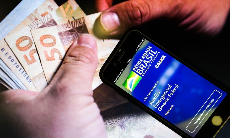 Auxílio emergencial: Caixa antecipa saque em dinheiro da 1ª parcela