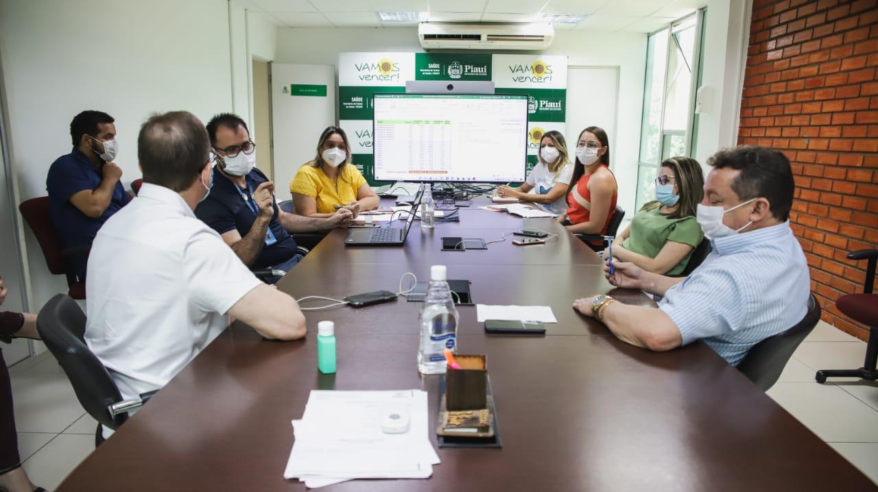 Sesapi intensifica ações do programa Busca Ativa em 50 municípios