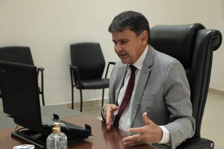 Wellington Dias disse que a ONU se comprometeu a ajudar o Brasil (Foto: CCOM)
