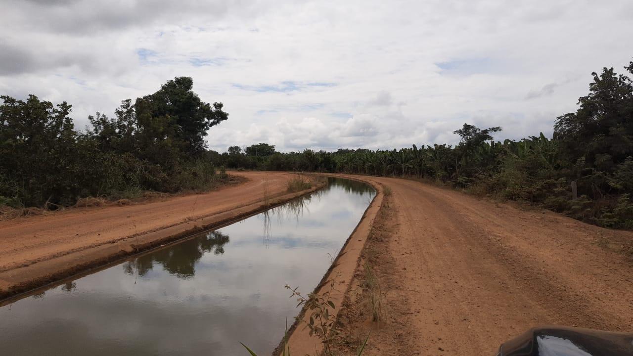 Perímetro irrigado em Guadalupe, no Piauí (Divulgação)