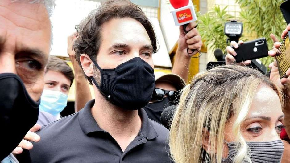 Dr. jairinho foi preso no início de abril ( Tania Rego-Agência Brasil - BBC News Brasil)