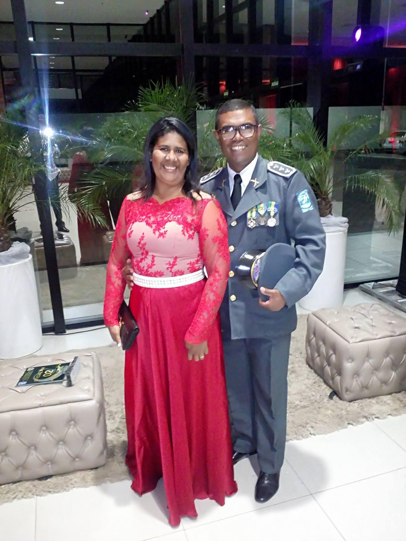 MA: Capitão da PM do Piauí fica ferido e esposa morre em acidente - Imagem 1