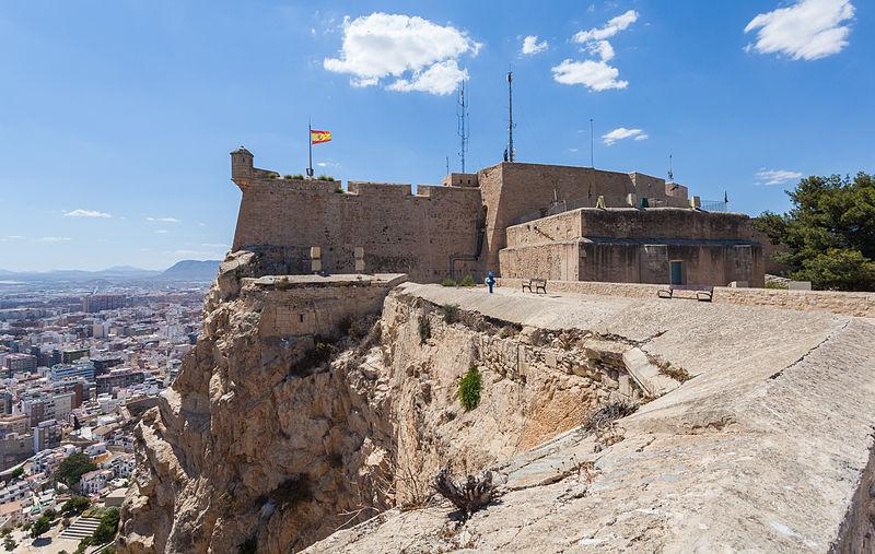 Castillo de Santa Bárbara/Imagem: Divulgação/Diego Delso