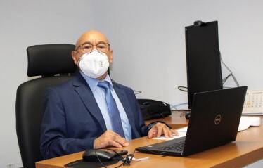 Desembargador diz que não houve aumento de criminalidade com a pandemia/Efrem Ribeiro