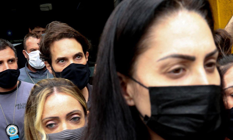 Defesa de monique pede novo depoimento/Tânia Rego Agência Brasil