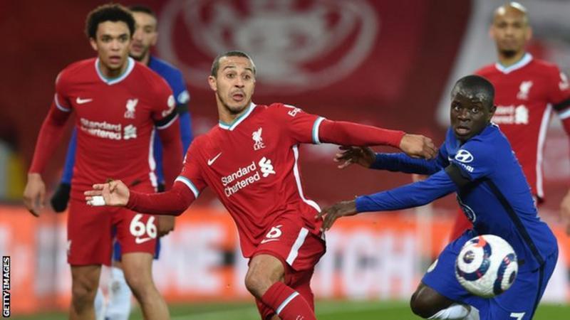 Liverpool e Chelsea são entendidos como parte do grupo que se inscreveu em uma liga separatista - Foto: Getty Images