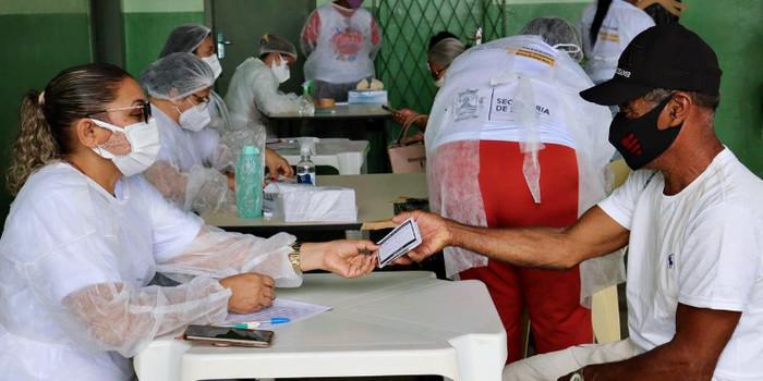 Saúde de Valença divulga calendário de vacinação contra a covid