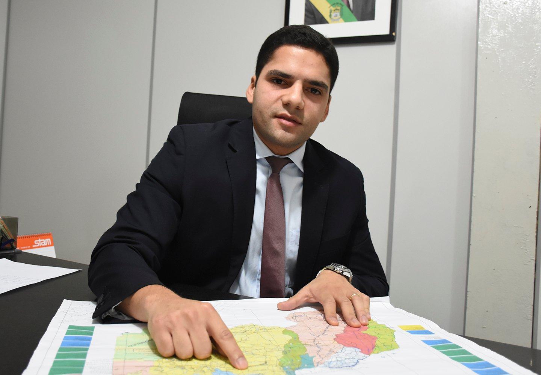 Leonardo Sobral, diretor do Idepi , um dos órgãos executores do PRO Piauí