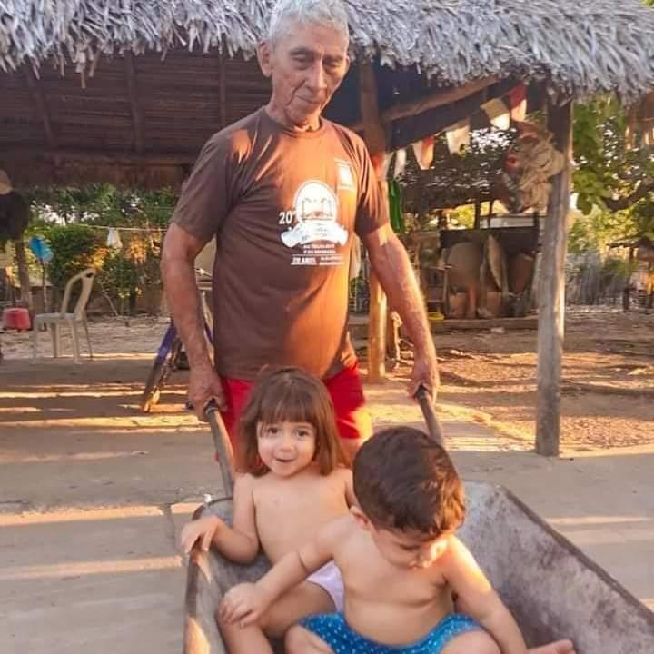 Monsenhor Gil se despede de seu Raimundo Sousa - Imagem 3