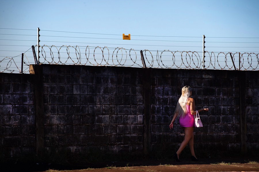 Mulheres que perderam emprego recorrem à prostituição em SP- Foto: Marcus Leoni/CLAUDIA
