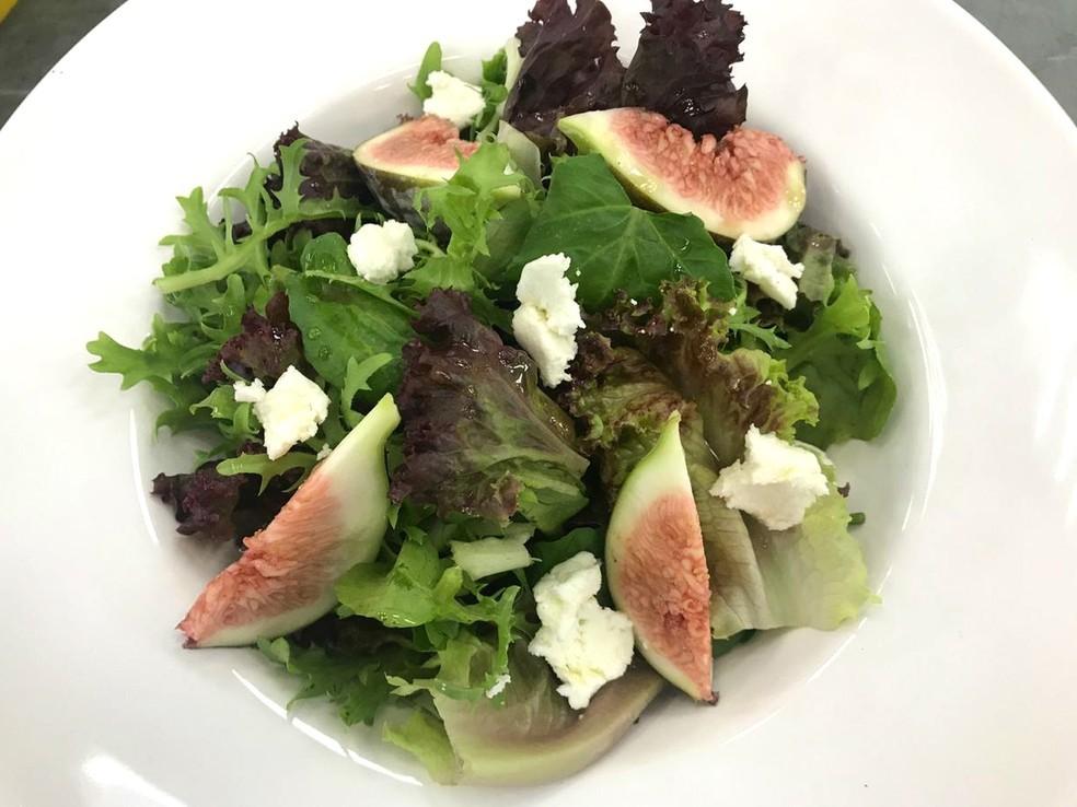 salada de folhas, aprenda a conservar
