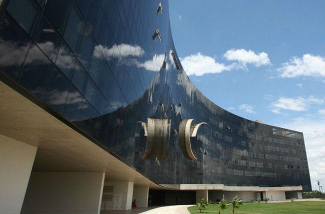 Piauí tem 297 processos trabalhistas relacionados à Covid-19. Na foto, a sede do TST. Crédito: Divulgação.