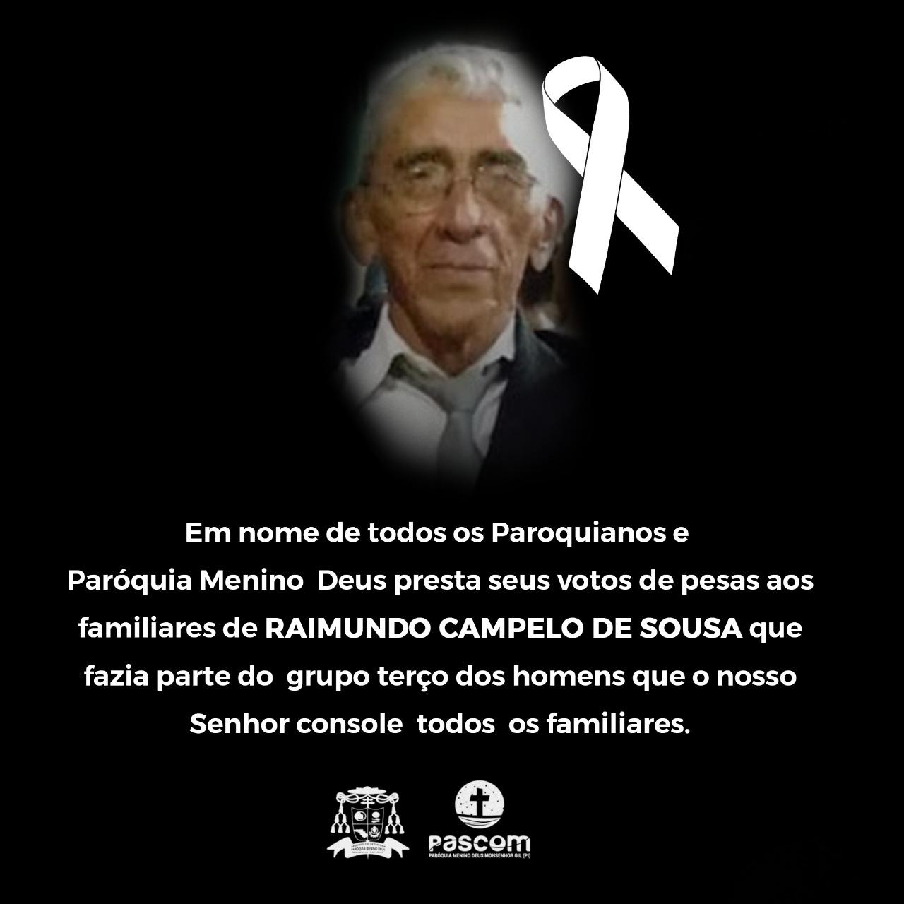 Monsenhor Gil se despede de seu Raimundo Sousa - Imagem 4
