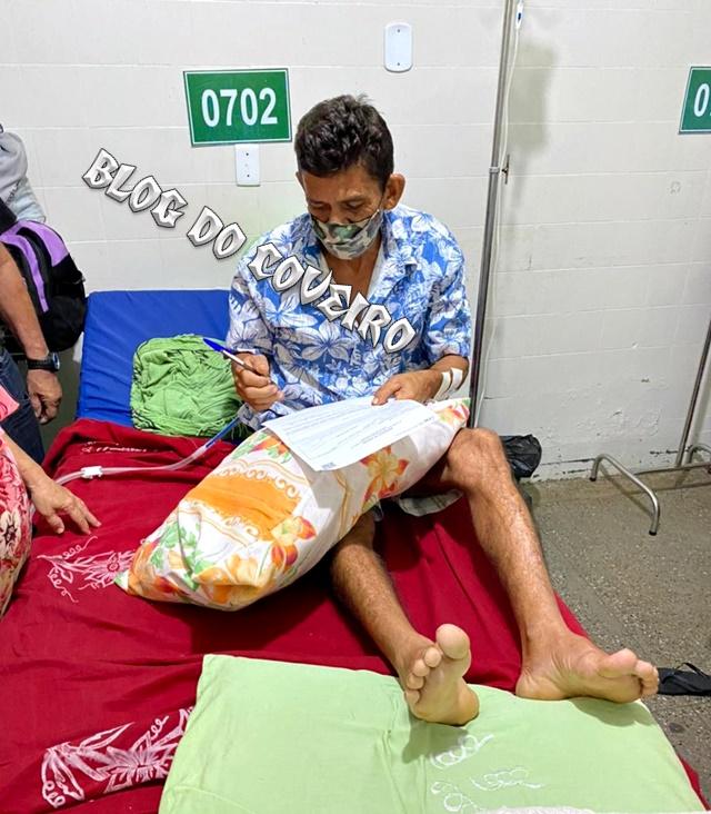 Fracisco Cardoso da Costa - Foto: Blog do Coveiro