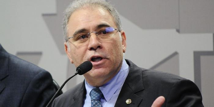 Ministro da Saúde responde pedido de oxigênio para o Piauí