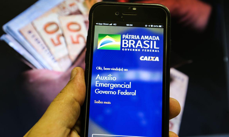 A consulta poderá ser feita pelo Portal de Consultas da Dataprev.