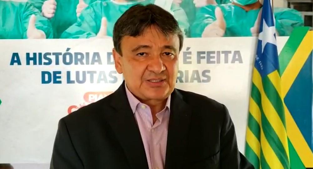 Líder piauiense ganha projeção nacional durante a crise (Foto: CCOM)