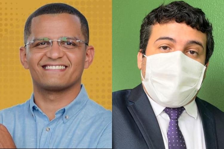 Vereador Ismael Silva e Deolindo Moura