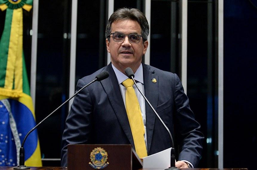 Ciro Nogueira disse que o salário dos policiais no Piauí é o quarto pior do país (Foto: Agência Senado)