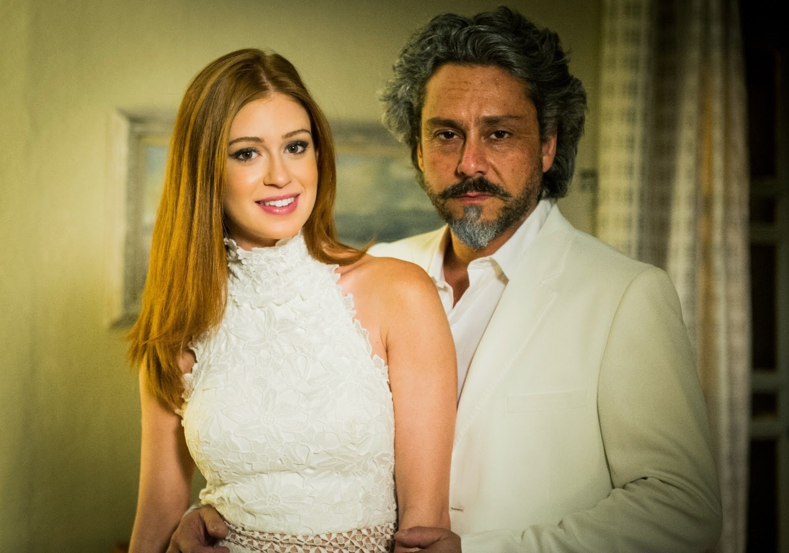 Marina Ruy Barbosa na personagem Sugar Baby/Reprodução Globo