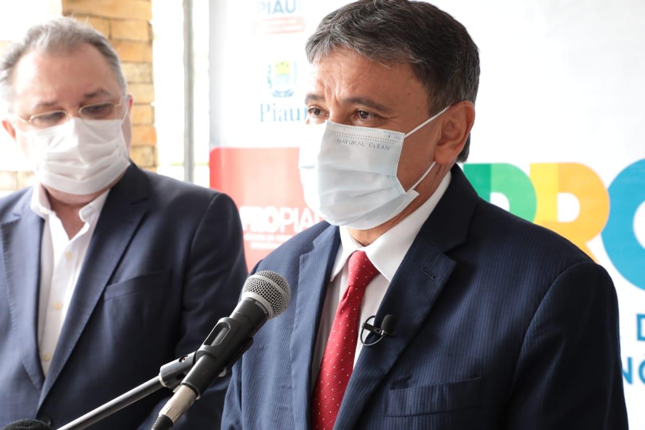 Wellington Dias destacou a importância do Comitê Científico para o Nordeste alcançar a menor mortalidade pela Covid entre as regiões do país (Foto: CCOM)