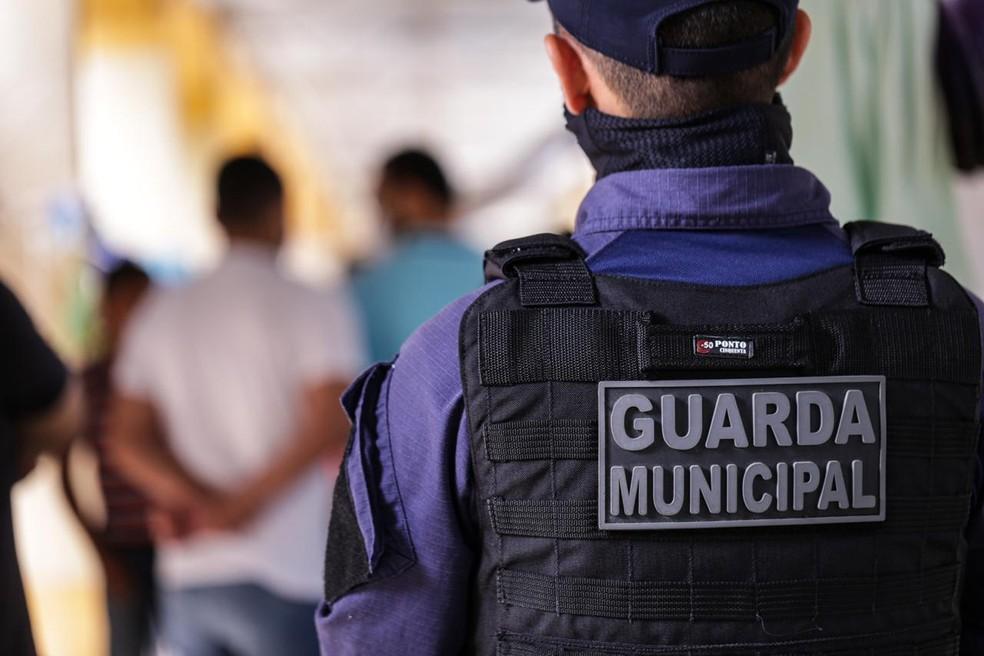 Guarda Municipal de Teresina (Foto: Rômulo Piauilino)